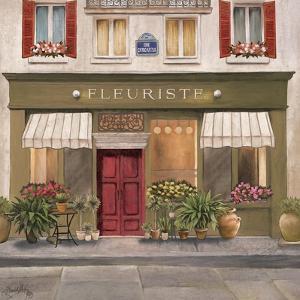 French Store II by Elizabeth Medley