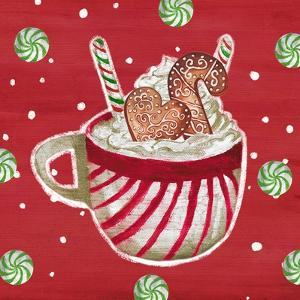 Gingerbread And Hot Cocoa II by Elizabeth Medley