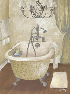 Guest Bathroom I by Elizabeth Medley