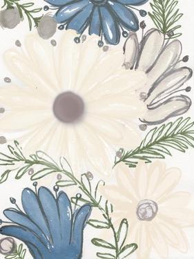 Hidden Floral I by Elizabeth Medley