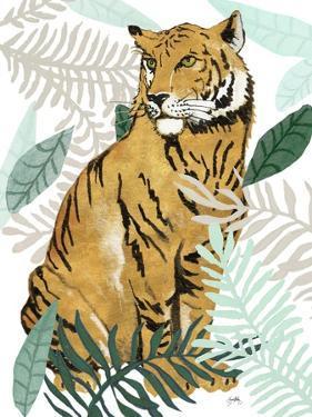 Jungle Tiger II by Elizabeth Medley
