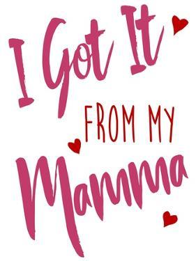 Like Mamma by Elizabeth Medley