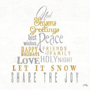 Noel Seasons Greetings by Elizabeth Medley