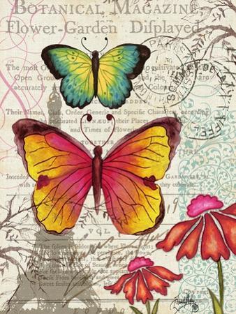 Paris Butterflies I