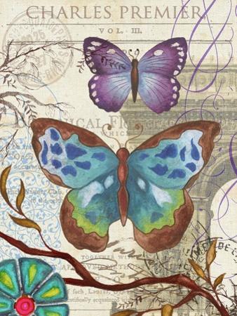 Paris Butterflies II
