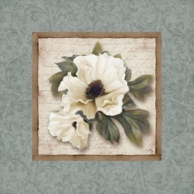 Silversage Flower I by Elizabeth Medley