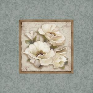 Silversage Flower II by Elizabeth Medley