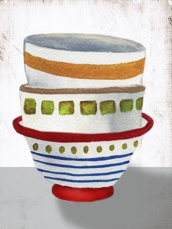 Stacked Bowls II