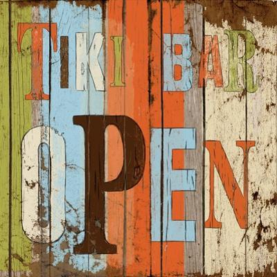 Tiki Bar Open