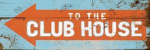 To the Club House by Elizabeth Medley