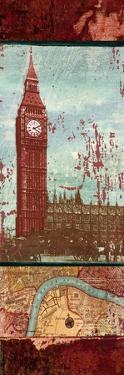 Weathered Landmark II by Elizabeth Medley