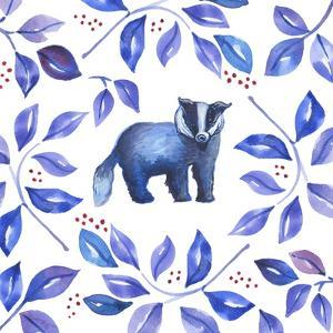 Badger by Elizabeth Rider
