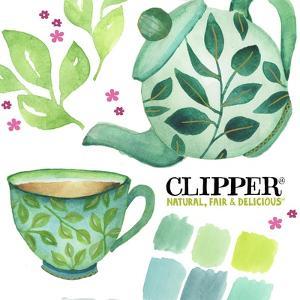 Clipper Tea by Elizabeth Rider