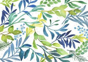 Foliage Medley by Elizabeth Rider