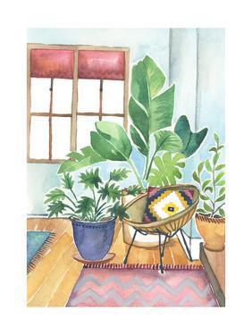 Houseplants by Elizabeth Rider