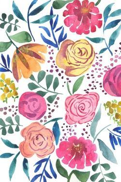 Rose Medley by Elizabeth Rider