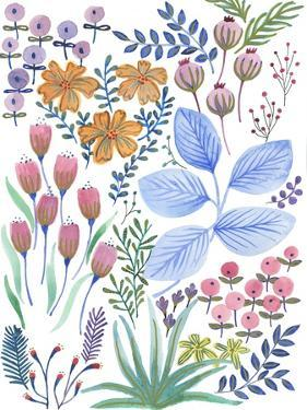 Spring Blooms by Elizabeth Rider