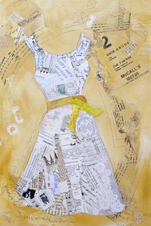 Dress Whimsy III by Elizabeth St. Hilaire