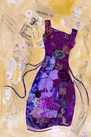 Dress Whimsy IV by Elizabeth St. Hilaire