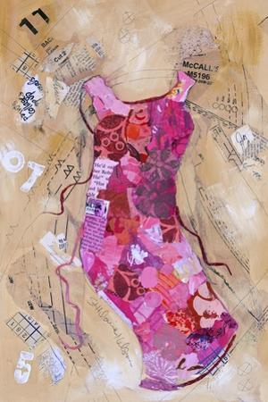 Dress Whimsy VI by Elizabeth St. Hilaire