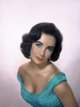 ELIZABETH TAYLOR, 1953 (photo)