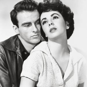 "Elizabeth Taylor, Montgomery Clift, ""A Place In the Sun"" Directed by George Stevens"
