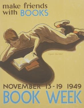 Book Week Poster by Elizabeth Tyler Wolcott