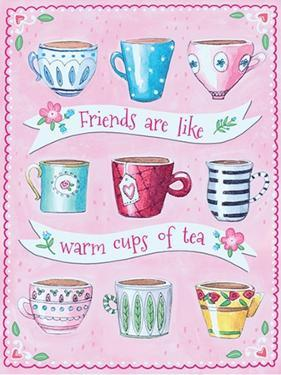 Friends Are Like by Elizabeth Tyndall