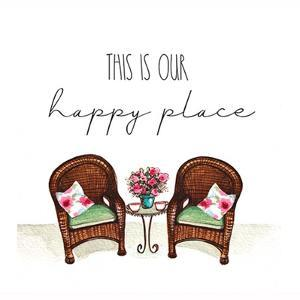 Our Happy Place by Elizabeth Tyndall