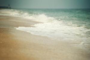Dreamy Ocean Wave by Elizabeth Urqhurt
