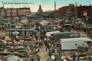 Elk Street Market, Buffalo