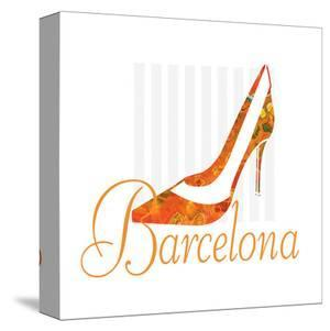 Barcelona Shoe by Elle Stewart