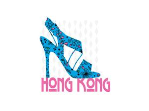 Hong Kong Shoe by Elle Stewart