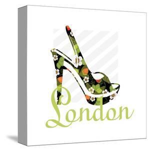 London Shoe by Elle Stewart