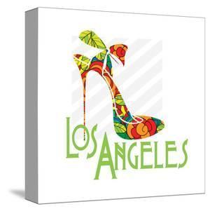 Los Angeles Shoe by Elle Stewart