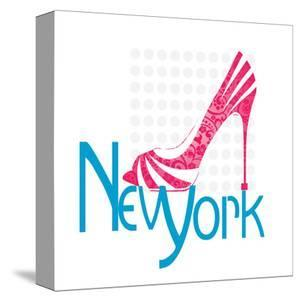 New York Shoe by Elle Stewart