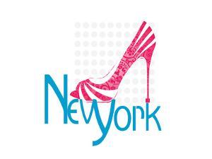 New York Shoe by Elle Stewart