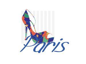 Paris Shoe by Elle Stewart