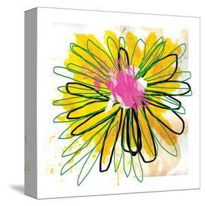 Sunny Splash Flower by Elle Stewart