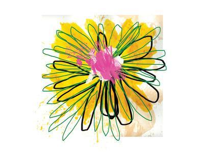 Sunny Splash Flower