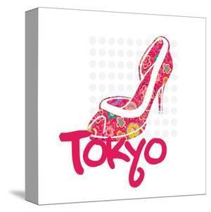 Tokyo Shoe by Elle Stewart