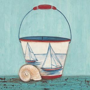 Seaside Pail by Elle Summers