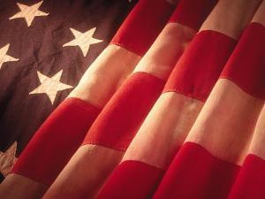 American Flag by Ellen Kamp