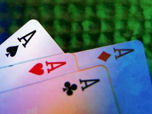 Four Aces by Ellen Kamp