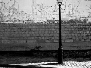 Rue Du Mont Cenis, Paris, France by Ellen Kamp