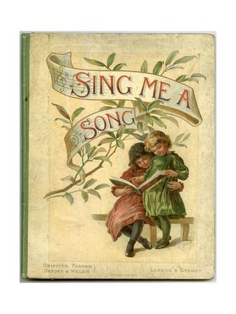 Sing Me a Song, Childrens Book, Ellen Welby