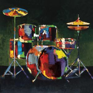 Drum Set by Elli & John Milan