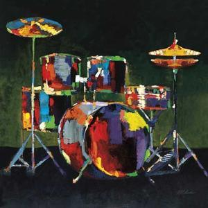 Drum Set by Elli Milan