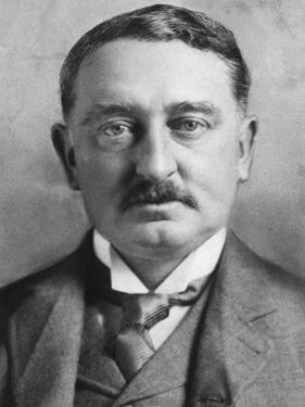 Cecil Rhodes ((1853-1902) by Elliott and Fry Studio