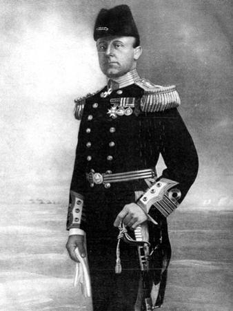 Admiral Sir John Rushworth Jellicoe, Commander-In-Chief, First World War, 1914